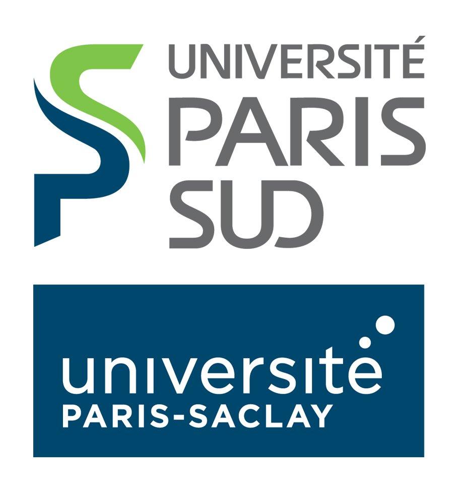 Logo Upsud UParisSaclay